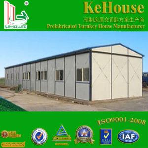 Camera prefabbricata del gruppo di lavoro della struttura d'acciaio