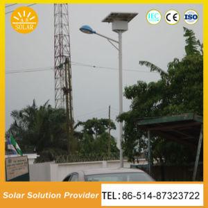 LED solare poco costoso che illumina gli indicatori luminosi solari della strada con la batteria