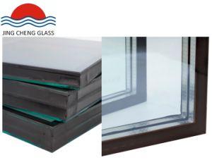 Fenêtre trempé/construction/mur rideau en verre de construction