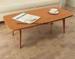 Твердый деревянный обеденный стол в гостиной мебели (M-X2384)