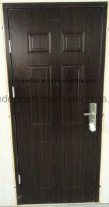 Puerta de acero americano popular africana (Ef-A002)