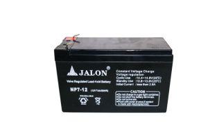 Batteria acida al piombo sigillata di potere per il sistema standby (12V7ah)