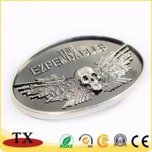 Antigüedades y hebilla de metal personalizados para regalo de promoción
