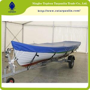 Custom 600gsm à prova de azul de barco de PVC lona da Tampa