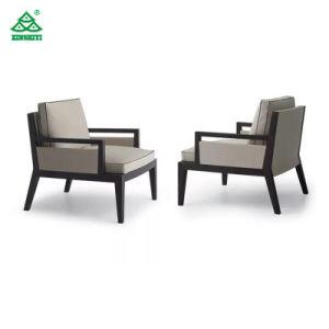 Tejido de estilo de moda Salón sillón para Hotel