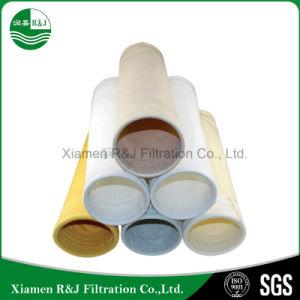 En fibre de verre à haute température pour le ciment de l'industrie de recueillir la poussière du filtre à air bag