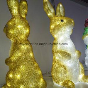 Het Licht van de Decoratie van woon Openlucht LEIDENE Kerstmis van Cijfers