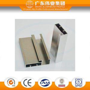 Het Anodiseren van de Prijs van de fabriek het Profiel van het Aluminium voor Keukenkast