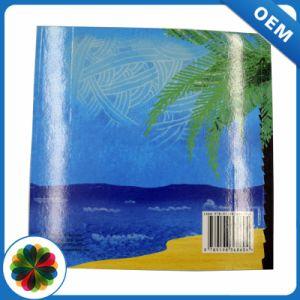 Placa de laminação brilhante personalizadas livro obrigatório para crianças