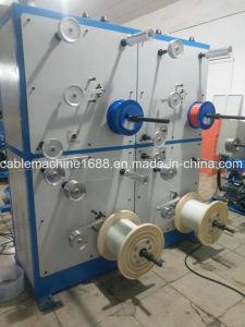 Cable de fibra óptica de la extrusión maquinaria/máquina de hacer de extrusión de fibra