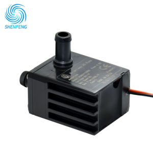 Gelijkstroom 6V 12V Mini Pump voor Medical Equipment Cooling Circulation