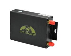 二重SIMのカード車GPSの追跡者GSM/GPSの追跡のシャットダウン-車の機密保護アラームとのGPS105