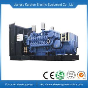 220kw/275kw de stille Industriële Op zwaar werk berekende Generator van het Type