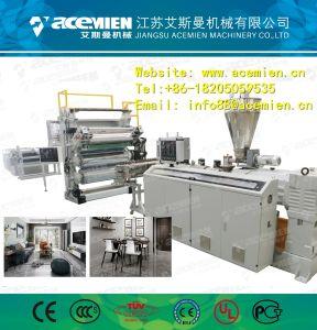 Acemien PVC tuile en faux marbre Machine/extrudeuse