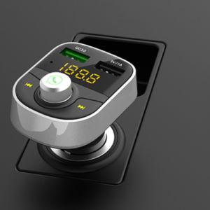 Автомобильный Bluetooth FM-передатчик с помощью автомобильного зарядного устройства Bluetooth FM Bluetooth автомобильный комплект