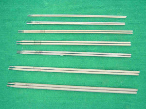 ABS A5.1 de Elektrode van het Lassen van het Vloeistaal zonder Rook E6013