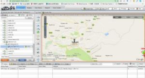 Пульт ДУ беспроводной связи в реальном времени Автомобильная охранная система GPS Car шины Tracker с Sos электронной блокировки запуска двигателя (GT08S-JU)