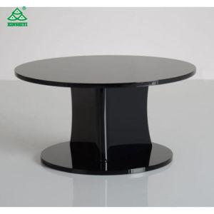 Hotel de estilo moda mesa de café de forma redonda mesa lateral Eco friendly