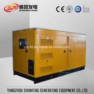 280kw Cummins Groupe électrogène diesel de puissance électrique avec le Dynamo de Stamford