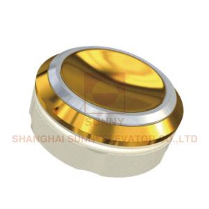 Plastikhöhenruder-Druckknopf (SN-PB22T)