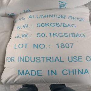 400 меш 98,5%мин Calcined оксид алюминия для производства керамических изделий