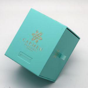 Artesanales personalizados de papel de embalaje Embalaje de regalo el perfume de verificación actual