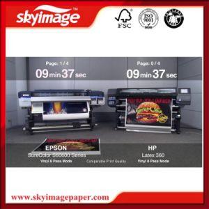 Stampante di getto di inchiostro del Eco-Solvente di Epson S60600/S60680 con uscita doppia 4-Color