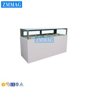 木の現代飾り戸棚の表示(ZMCB-1-18)
