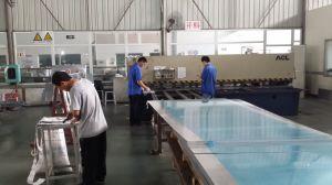 Ferramentas de processamento de painéis de composto de alumínio