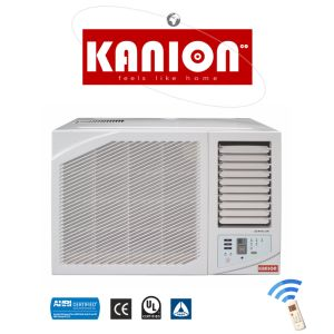 60Hz Windows 에어 컨디셔너만 냉각하는 Windows에 의하여 거치되는 에어 컨디셔너 R410A 녹색 냉각제