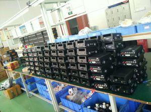 4 der Kanal-hohes Definition-Festplatten-mobiles DVR manuelles Videogerät Auto-der Kamera-DVR