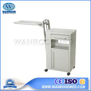 Bc012 mobília hospitalar usada Medical Armário do leito de Aço Inoxidável