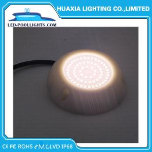 Mini 12V multi indicatore luminoso subacqueo della piscina della lampada di colore 6W 8W LED (nuovo modello)