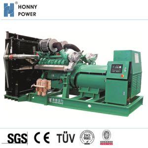 Insonorización de tipo abierto 10 kVA contenedores-3000kVA grupo electrógeno diesel