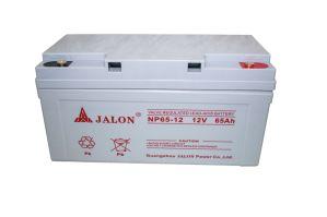 Descarga de alta velocidad de la batería de plomo-ácido (12V 65Ah)