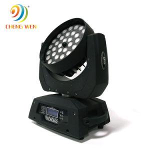 El mejor precio 36*12W de iluminación de la etapa de lavado de Zoom Cabezal movible LED LUZ