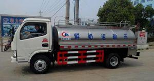 Dongfeng 4X2 12000 litri di camion del serbatoio da latte