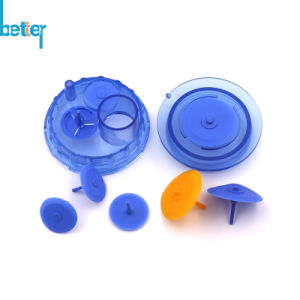 Alivio de presión de la respiración médicos de la junta de silicona