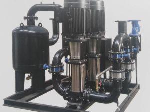 否定的な圧力給水装置無し