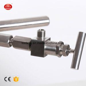 Contenitore in pressione ad alta pressione di mini Cf-Serie dell'acciaio inossidabile