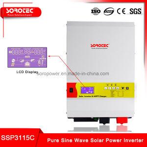 Baixa freqüência da onda senoidal pura Inversor de Energia Solar