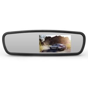 2018 am neuesten verdoppeln Rekord-HD Spiegel-Gedankenstrich-Nocken mit hintere Ansicht-Funktion für spezielles Auto