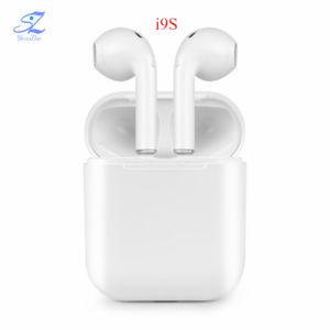 a63f14ad554 Los nuevos tapones de auricular inalámbrico de las vainas de aire me9s los auriculares  auriculares para iPhone de Apple 6/7/8/Plus X