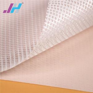 El peso de la luz de malla de poliéster Tela semitransparente de impresión por sublimación de tinta Banner