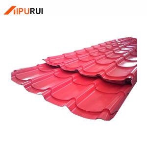 Haute qualité 3003 3004 3105 Feuille d'aluminium ondulé galvanisé