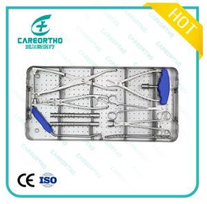 Instrumento de coluna ortopédica Pedical Instrumento espinhal do Parafuso