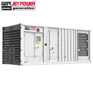 Fábrica Westinman 15 kVA Powered by Ricardo Preço gerador diesel super silencioso