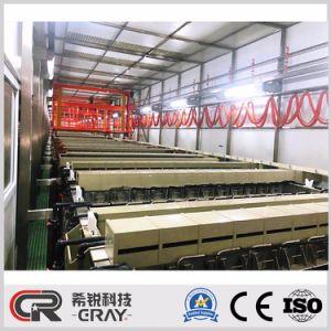 Galvanisierengeräten-Aluminiumanodisierenzeile Oberflächenbehandlungsanlage