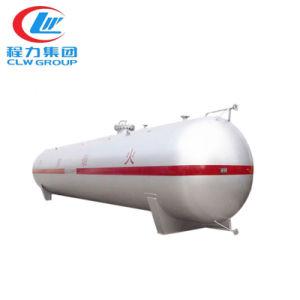 60cbm 30mt horizontaler Typ Zylinder, die LPG-Sammelbehälter wieder füllen