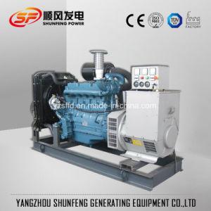 600KW de puissance électrique silencieux GÉNÉRATEUR DIESEL avec moteur Doosan